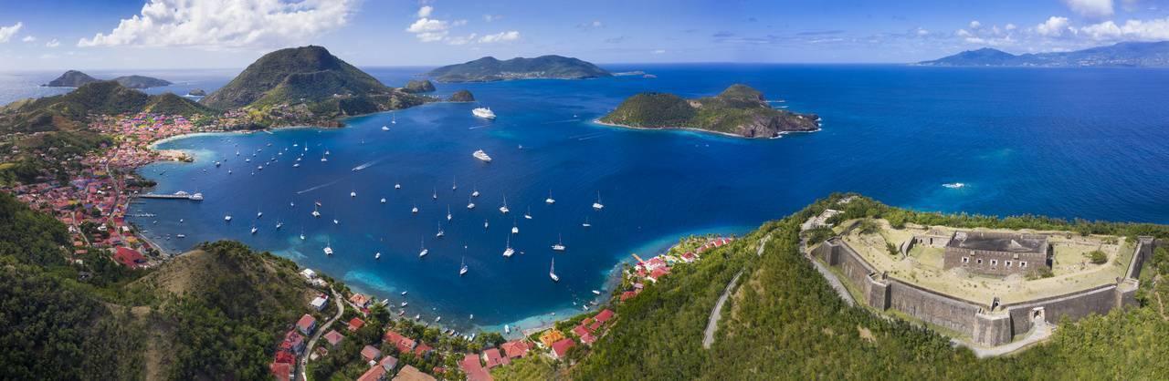 """Guadeloupe 2 hetes """"karibi álmok"""" szigetjárás + katamarán vitorlázás"""